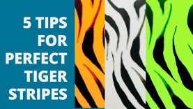 5 Tips for Perfect Tiger Stripes