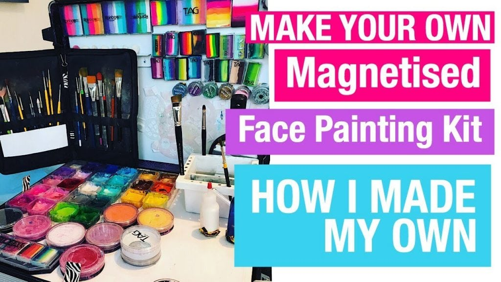 My Face Painting Craft N Go Alternative How I Made My Face